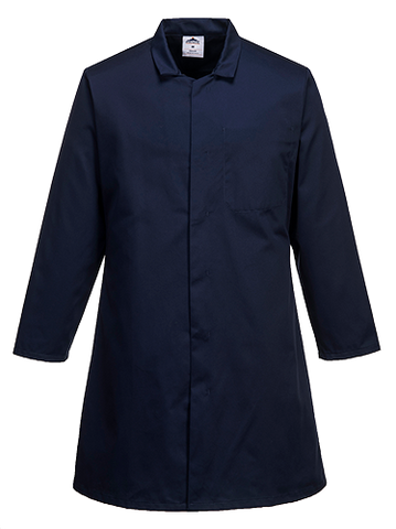 Portwest 2202 Mens Food Coat One Pocket