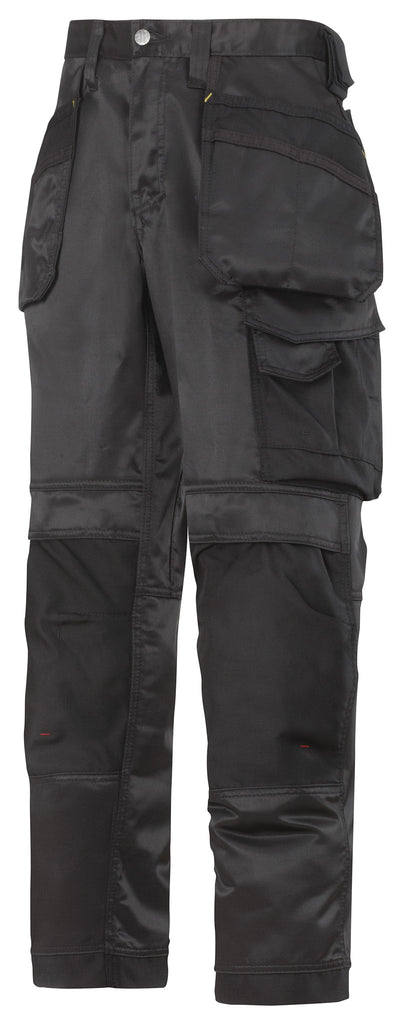 Snickers 3212 Craftsmen Holster Pocket Trousers, DuraTwill
