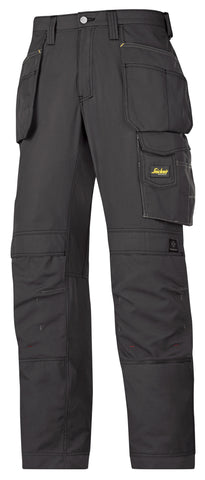 Snickers 3213 Craftsmen Holster Pocket Trousers, Rip-Stop