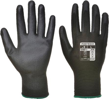 Portwest A129 PU Palm Glove  (480 pairs)