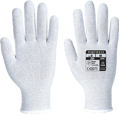 Portwest A197 Antistatic Shell Glove