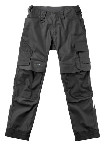 MASCOT® Adra Trousers Black & Grey