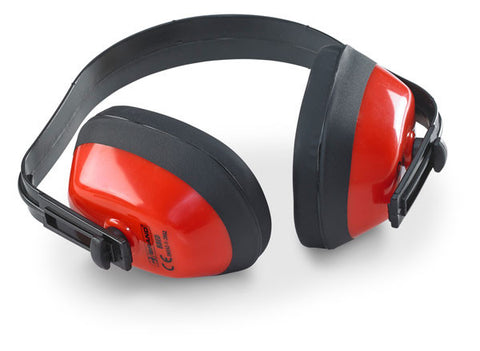 ECONOMY EAR DEFENDERS RED  Pack of 10