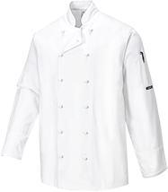 Portwest C771 Norwich Chef Jacket