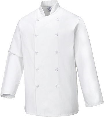 Portwest C836 Sussex Chef Jacket