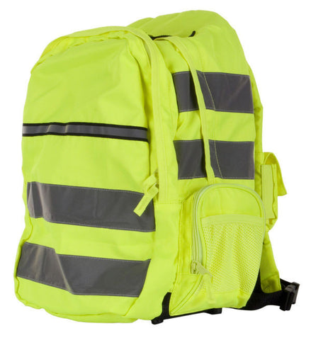 HI VIS RUCKSACK SATURN YELLOW
