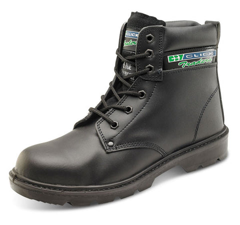 CLICK TRADERS S3 6 INCH BOOT BLACK