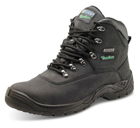CLICK TRADERS S3 THINSULATE BOOT BLACK