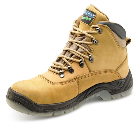 CLICK TRADERS S3 THINSULATE BOOT NUBUCK