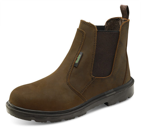 CLICK S3 PUR DEALER BOOT BROWN