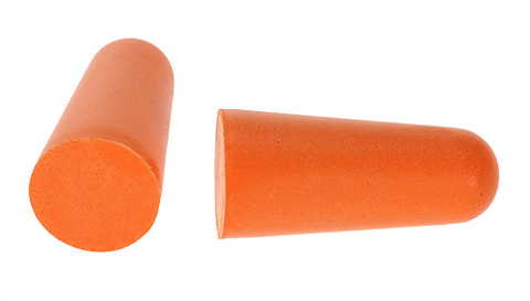Portwest EP02 PU Foam Ear Plug (200 pairs)