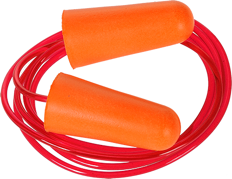 Portwest EP08 Corded PU Foam Ear Plug (200)