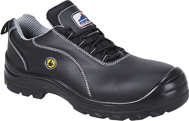 Portwest FC02 ESD Leather Safety Shoe  S1
