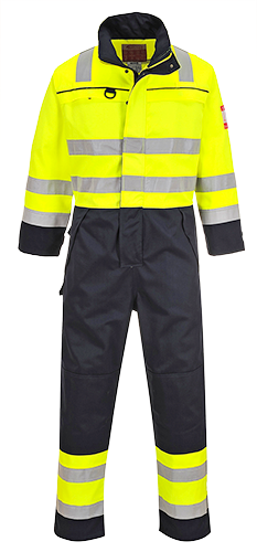 Portwest FR60 Multi-Norm Coverall
