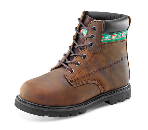 CLICK GOODYEAR WELTED 6 INCH BOOT
