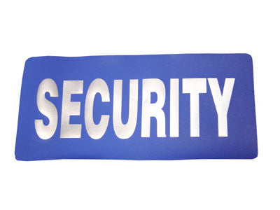 HEAT SEAL SECURITY BADGE LARGE