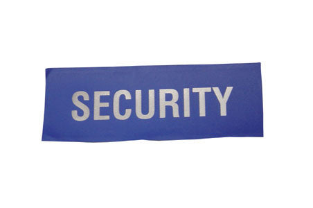 HEAT SEAL SECURITY BADGE SMALL