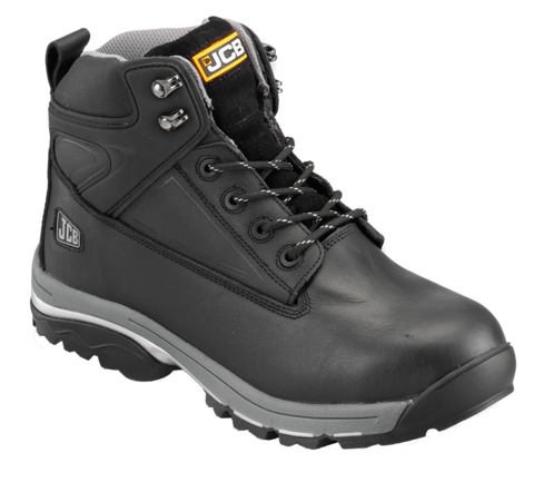 JCB Honey Nubuck and Black Safety Boot F/TRACK/H
