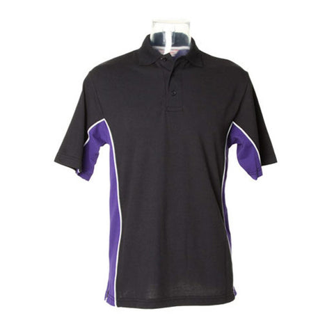 KK475 Men's Track Polo