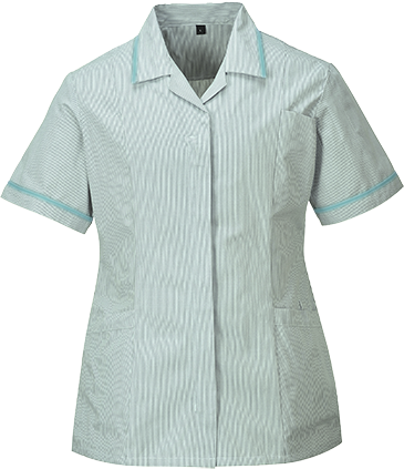 Portwest LW16 Ladies Striped Tunic