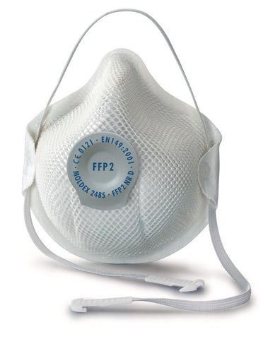 MOLDEX 2485 MASK FFP2V NR D Pack of 20