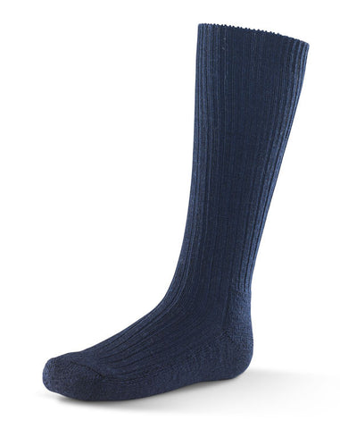 COMBAT SOCK NAVY (PAIR) Pack of 3