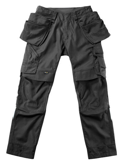 MASCOT® Madrid Craftsmen's trousers Black