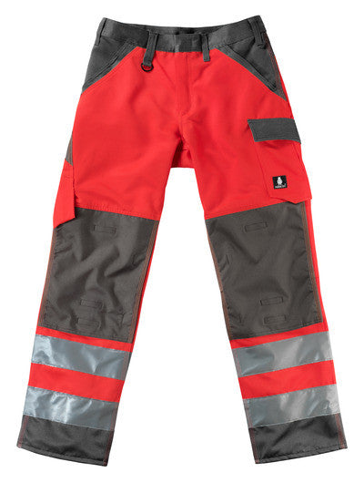 MASCOT® Maitland Trousers Hi Vis Red