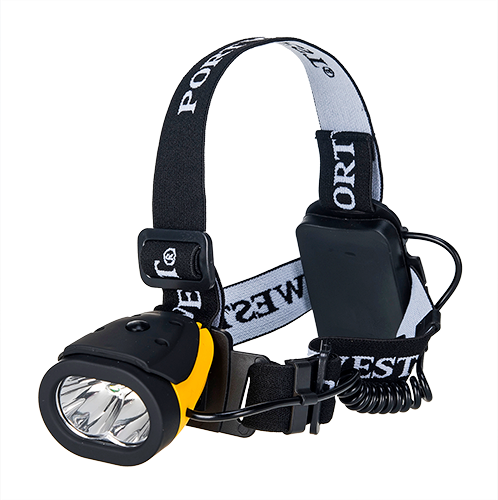 Portwest PA63 Dual Power Headlight