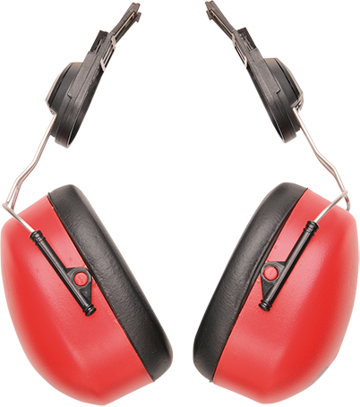 Portwest PW47 Endurance Clip-On Ear Muffs
