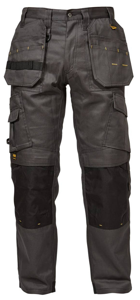 DeWalt Pro Tradesman Trouser Grey/Black