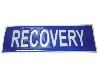 RECOVERY BADGE LARGE