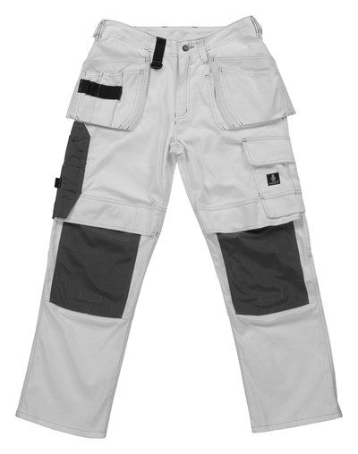 MASCOT® Ronda Craftsmen's trousers White