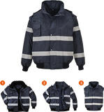 Portwest S435 Iona 3in1 Bomber Jacket