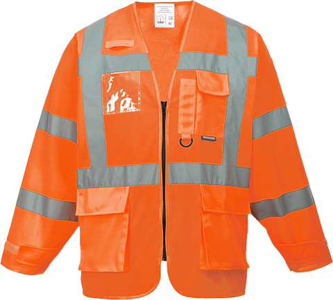 Portwest S475 Hi-Vis Executive Jacket
