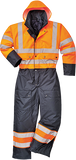 Portwest S485 Contrast Coverall Lined