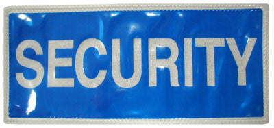 SECURITY BADGE EN471 SZ L SEWN