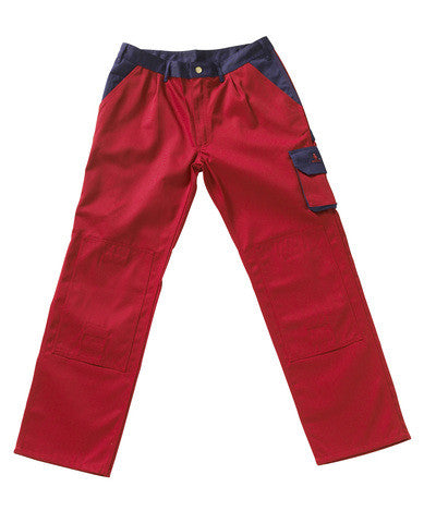 MASCOT® Torino Trousers Red / Green