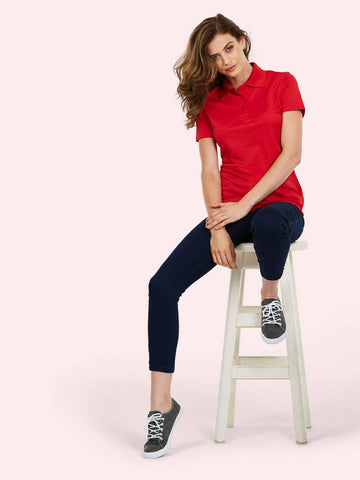 UC128  200GSM Ladies Super Cool Workwear Poloshirt