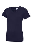 UC319 180GSM Ladies Classic V Neck T Shirt