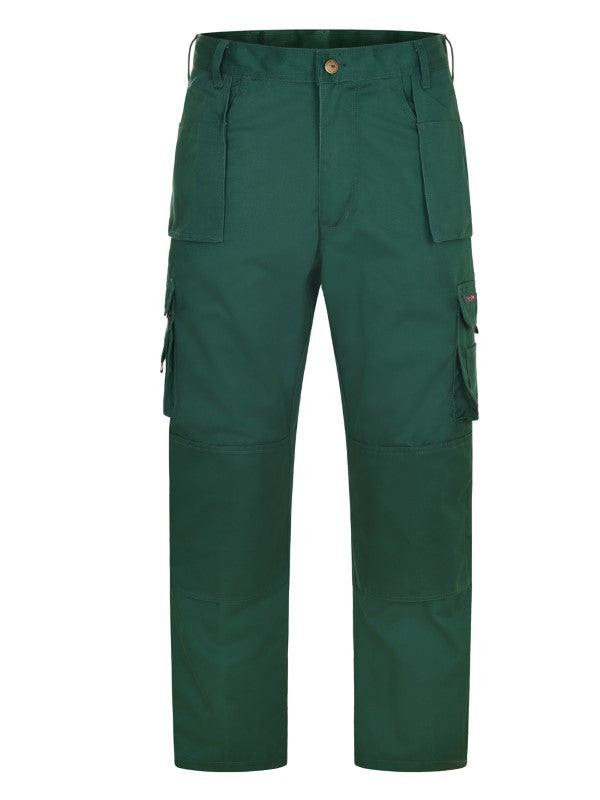 UC906 SupePro Trousers Green and Black