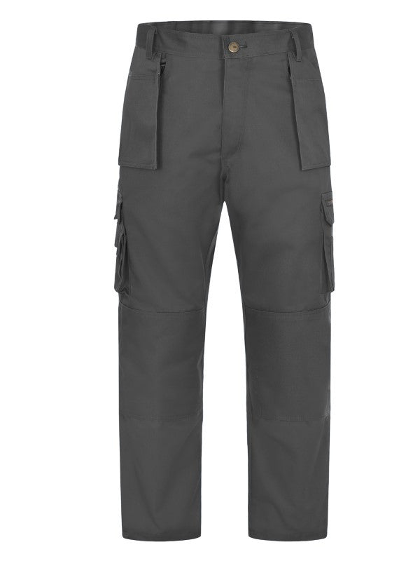 UC906 SupePro Trousers Grey and Navy