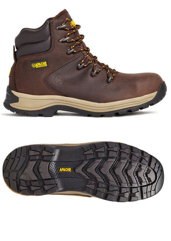 Apache AP314CM Safety Work Boot