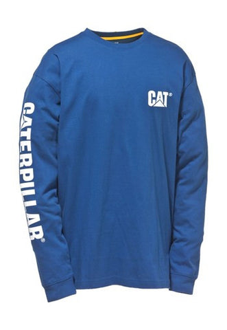 Cat Trademark Banner Long Sleeved T-Shirt 1510034