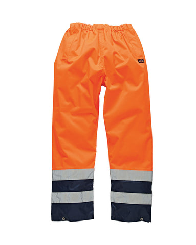 Dickies Hi Visibility Two Tone Trouser