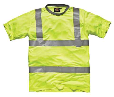 Dickies High Vis T-Shirt