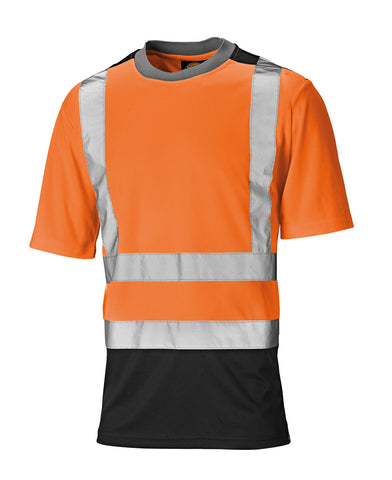 Dickies Two Toned Hi-Vis T-Shirt