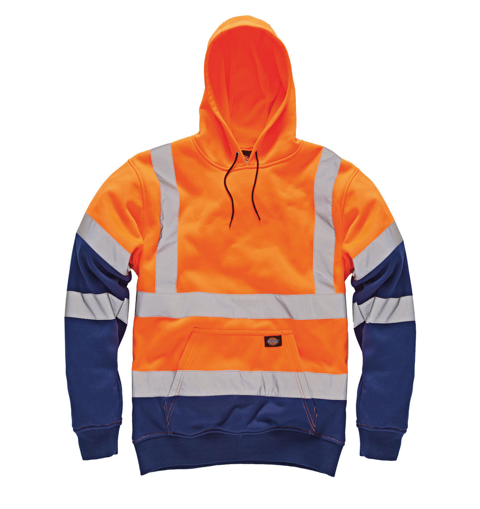 Dickies High Visibility Two Tone Hoodie