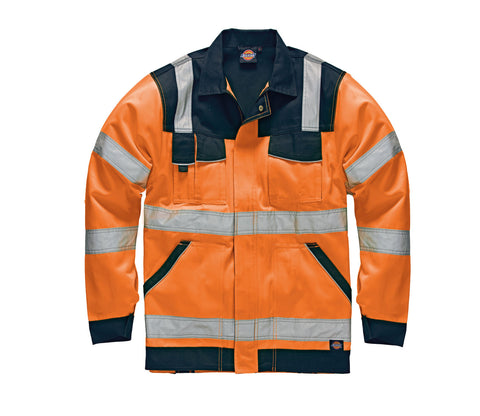 Dickies Hi-Vis Industry 300 Jacket