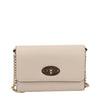 Chain Wallet - Beige